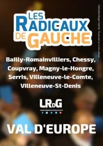 LRDG Val d'Europe